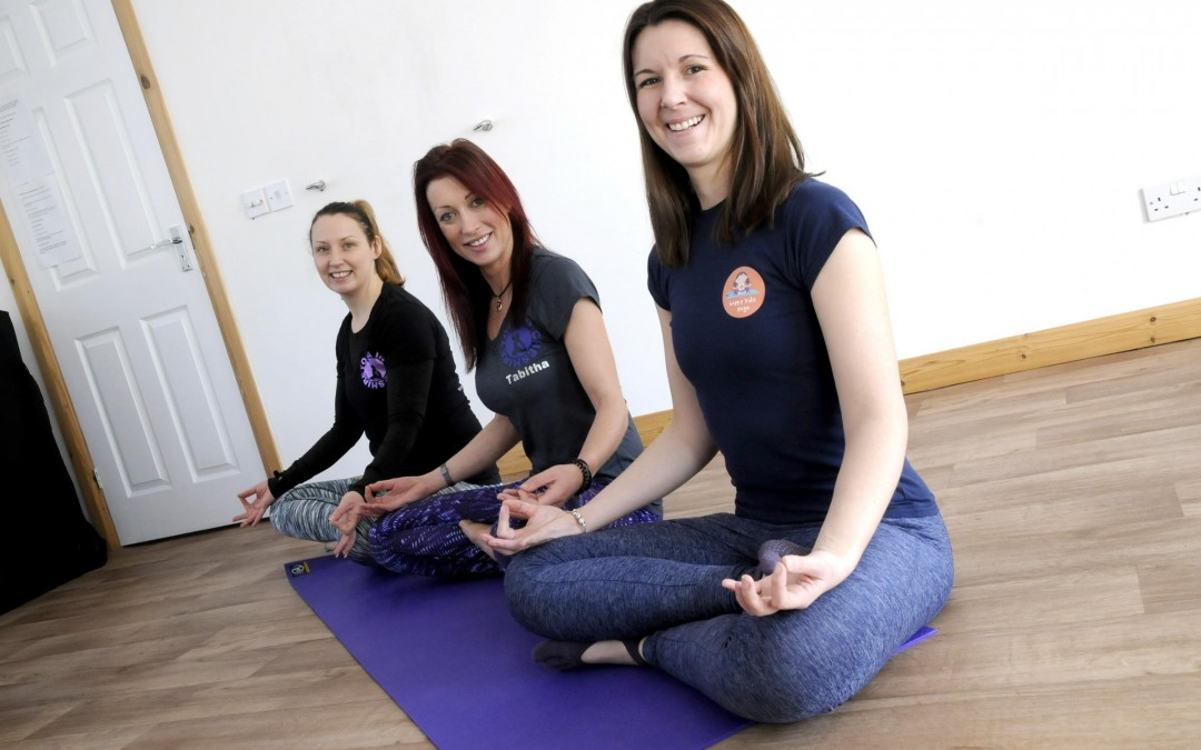 Happy Kids Yoga Warrington Guardian